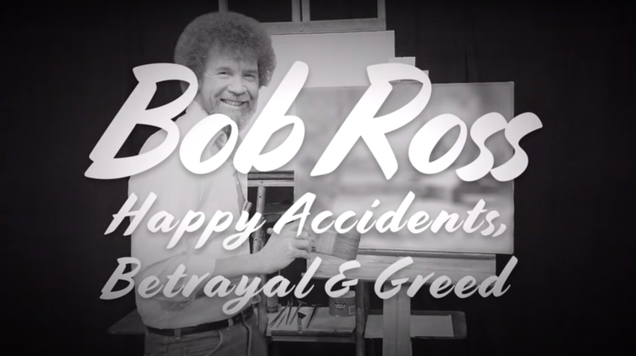 You Have 8 Days to Guess What, Exactly, Bob Ross Did