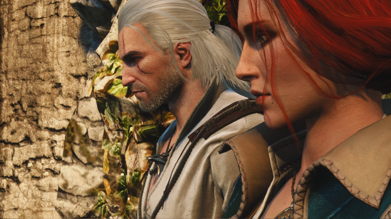 Illustration for article titled Fan-Made Prologue Of The First Witcher Game Looks Amazing