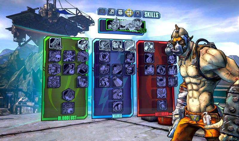 Illustration for article titled Observe What Borderlands 2's Next Playable Class Is Capable Of