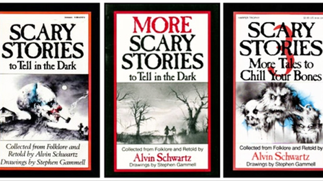 Guillermo Del Toros Scary Stories To Tell In The Dark Adaptation Is Finally Moving Forward Again