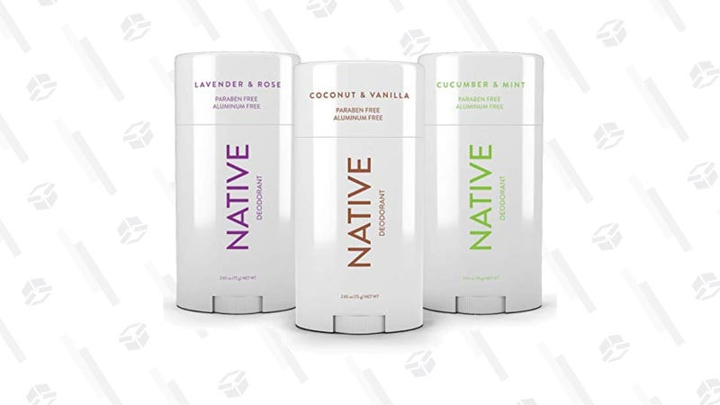 Up to 30% Off Native Natural Deodorant | Amazon