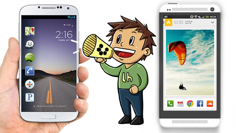 Illustration for article titled What's the Best Android Home Screen Replacement?