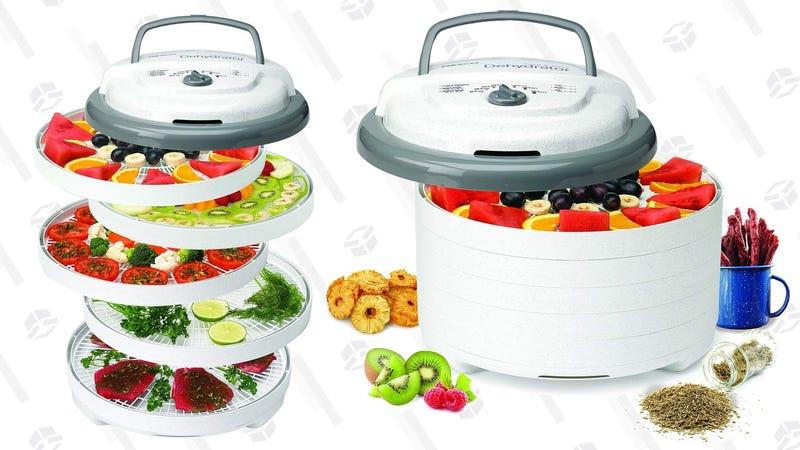 Nesco Snackmaster Pro Dehydrator | $50 | Amazon