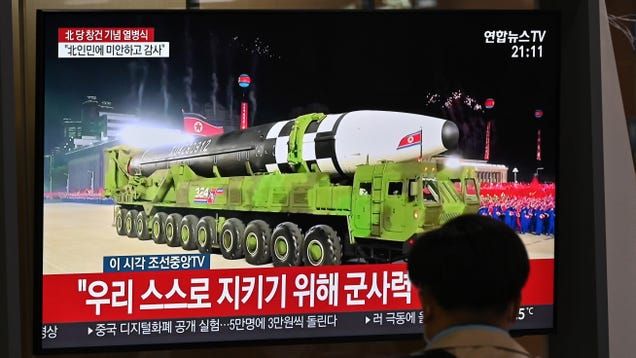 North Korea Shows Off a Gigantic New Toy (That May or May Not Work)