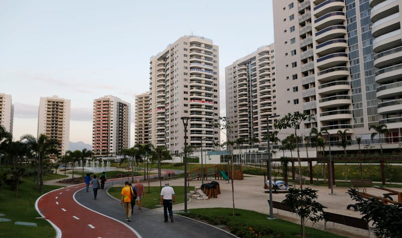 Illustration for article titled Argentinian Olympics Official Alleges Sabotage In Athletes' Village