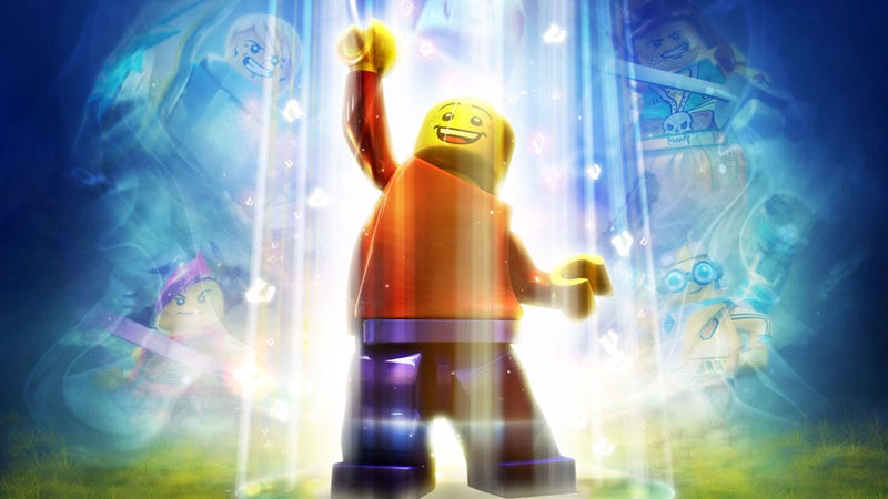 Illustration for article titled LEGO Universe Raises Level Cap from Zero to 40