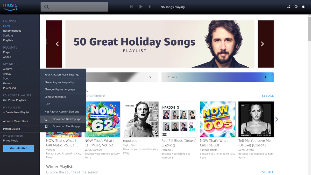 How to Save Your Tunes From Amazon Music Storage Before They Disappear