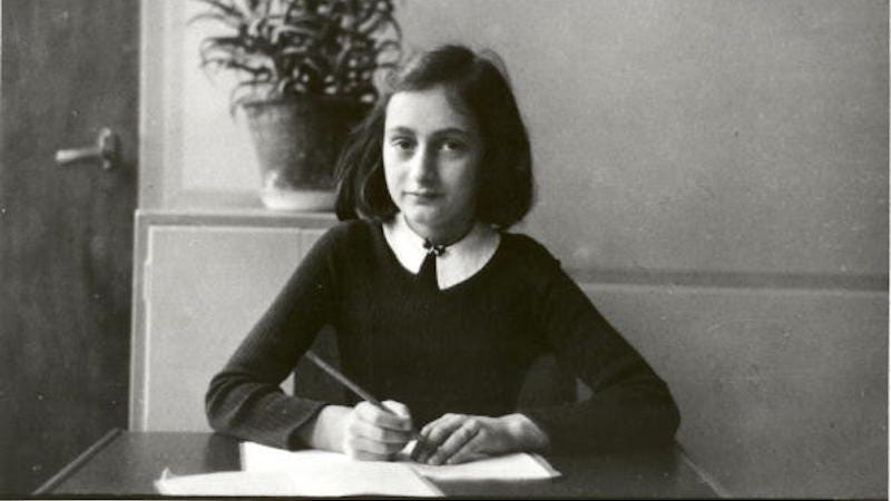 Illustration for article titled Thanks to Copyright Bullshit, Anne Frank's Diary Now Has a Co-Author
