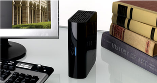 Illustration for article titled Western Digital Releases New, Slimmer 1TB My Books
