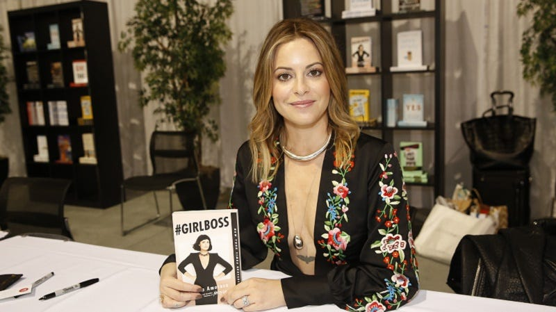 Illustration for article titled Netflix Is Turning Sophia Amoruso's #GirlbossInto a Series