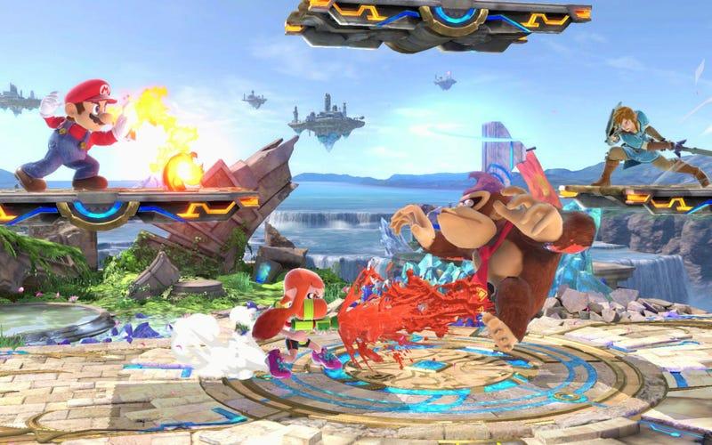 Illustration for article titled Super Smash Bros. Ultimate se filtró dos semanas antes de su lanzamiento en las comunidades pirata de Nintendo Switch