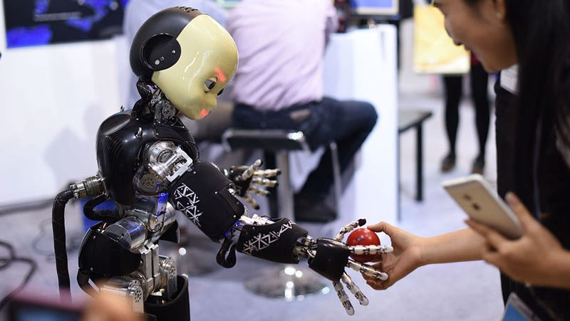 US Considers Chinese Investment in Artificial Intelligence a National Security Threat