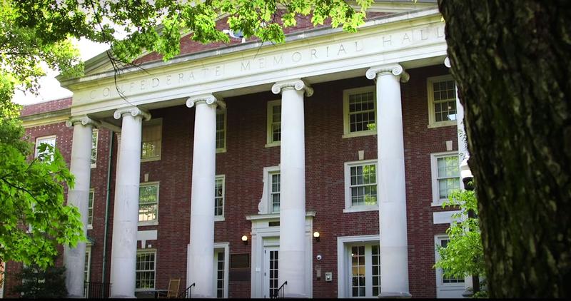 Confederate Memorial Hall on Vanderbilt's campusVanderbilt University