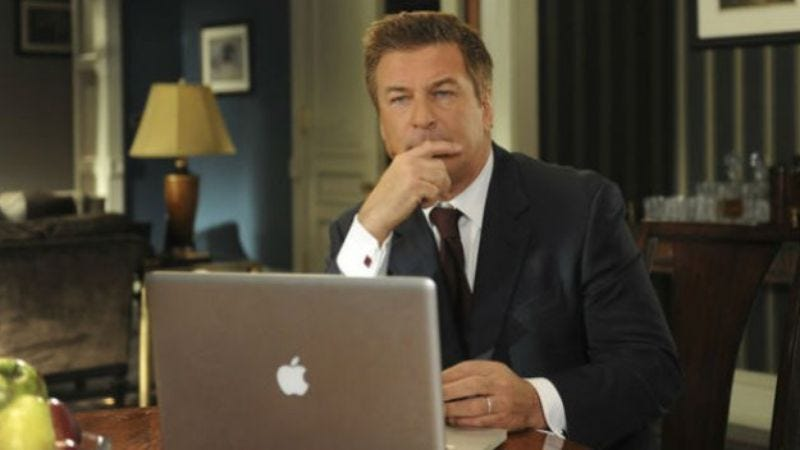 Illustration for article titled Alec Baldwin might be getting his own talk show on MSNBC