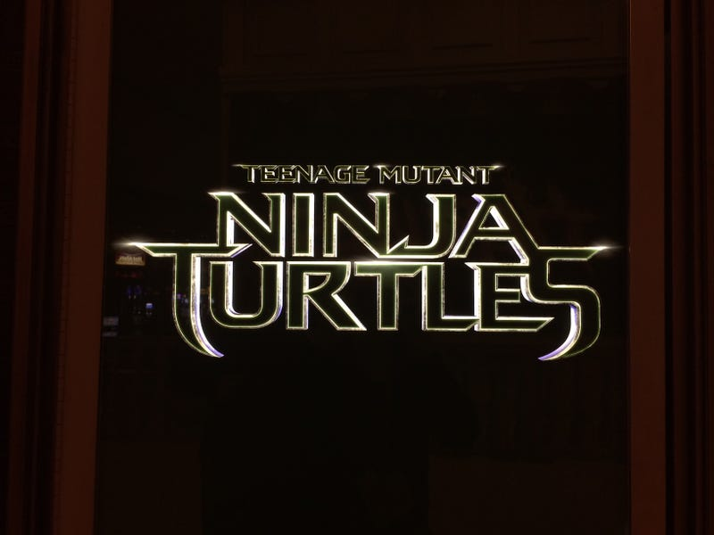 Illustration for article titled We Saw The First Ninja Turtles Footage -- And It Changes Their Origin