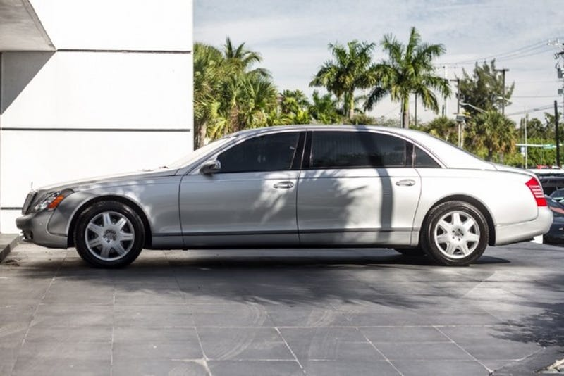 Heres Why The MercedesMaybach S600 Isnt As Impressive As You Think
