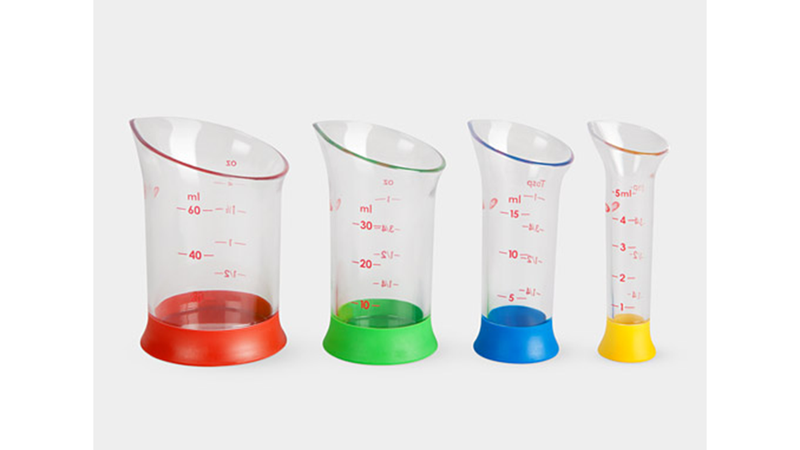Illustration for article titled Measuring Beakers Make Your Kitchen Into the Lab You Always Wanted