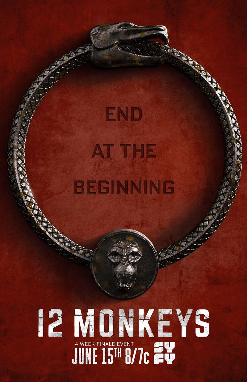 Illustration for article titled 12 Monkeys Series Finale Open Thread