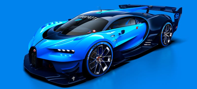 The Bugatti Veyron Race Car We've Always Dreamed About Is Coming To ...