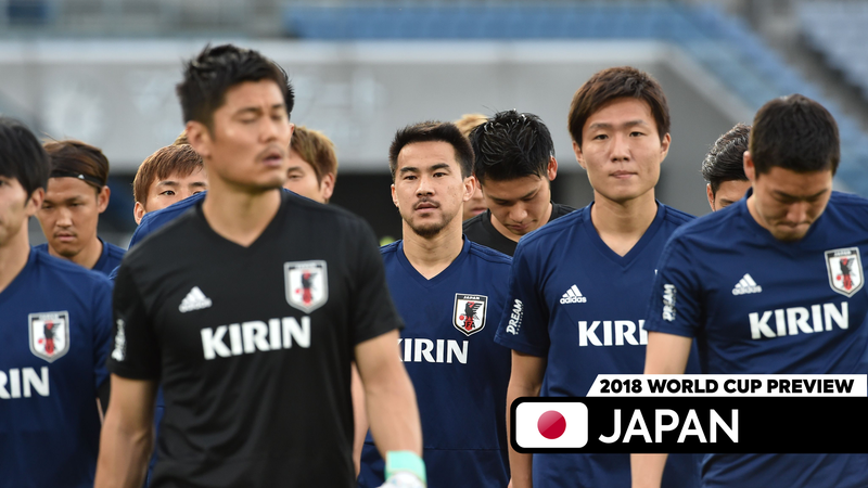 Illustration for article titled Will Japan's Experience Be Enough To Spring A World Cup Upset?