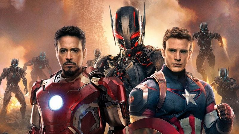 Illustration for article titled Avengers: Age of Ultron synopsis confirms Avengers will be doing superhero things