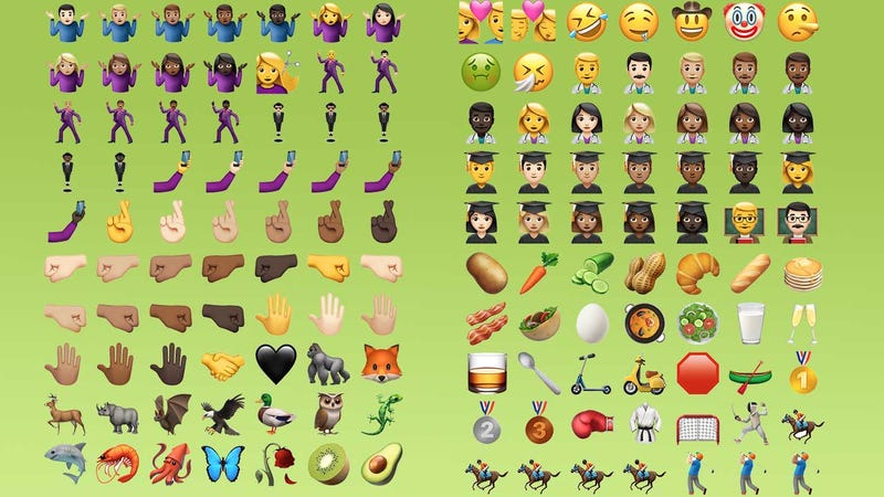 Go Download Your New iOS Emoji Right Now