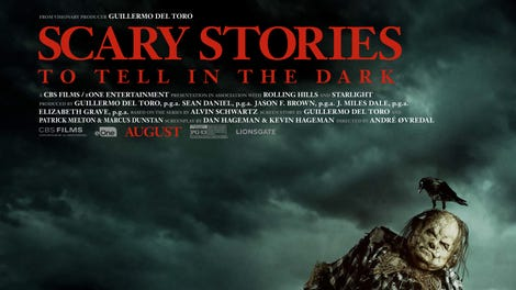 Scary Stories To Tell In The Dark could scare kids as much as the