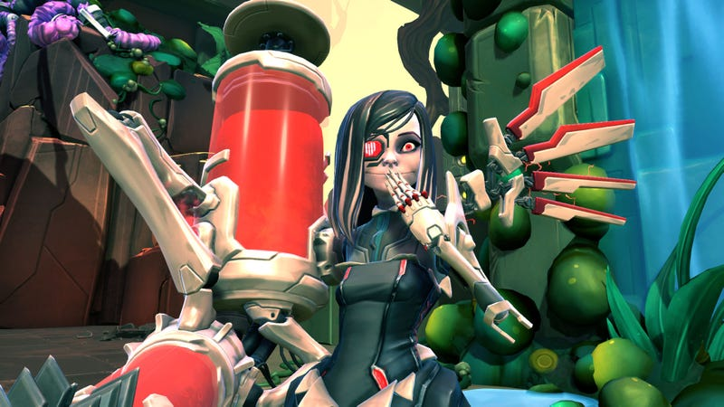 Illustration for article titled Battleborn's Big Winter Update Might Get A Couple Dozen More People Playing