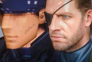 Illustration for article titled Cómo ha cambiado Metal Gear, en una sola imagen