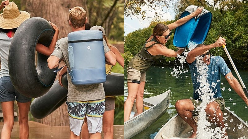 Hydro Flask 22L Cooler Backpack | $206 | Hydro Flask | Promo code FASTSHIP19 for free shippingHydro Flask 24L Cooler Tote | $206 | Hydro Flask | Promo code FASTSHIP19 for free shipping