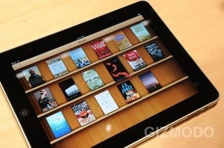 Illustration for article titled iPad Could Be Sold Without iBooks In Non-US Countries At Launch