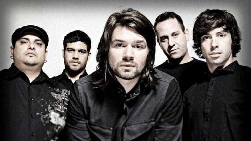 Taking Back Sunday, a Victory artist you won't be hearing on Spotify