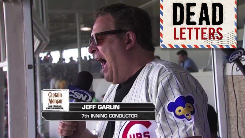 """Illustration for article titled Dead Letters: Jeff Garlin Defends Himself Against """"Struggling"""" Charges"""