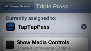 Illustration for article titled TapTapPass Quickly Enables Your iPhone's Passcode from Anywhere