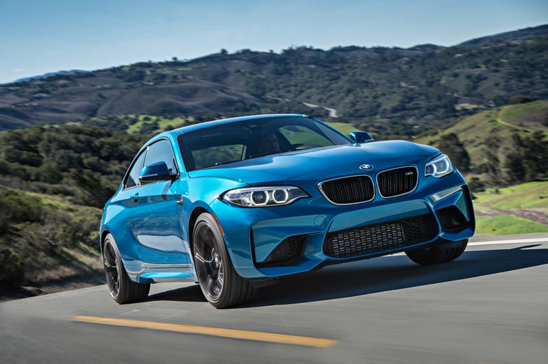 The BMW M Is BMWs Middle Finger To Everyone Who Says They - 2016 bmws