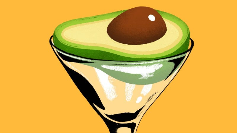 Illustration for article titled Five Ways to Eat Avocado That Aren't Toast or Guacamole