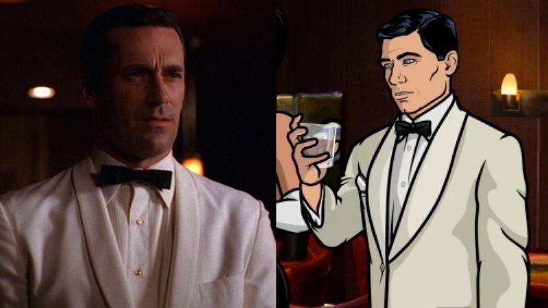 Mad Men / Archer