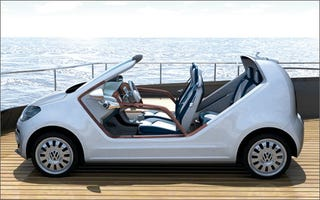Illustration for article titled VW up!