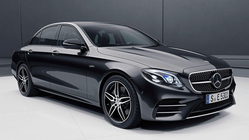 2018 Mercedes C300 Price >> The 2019 Mercedes-AMG E53 Gets A Huge Torque Boost From A 48-Volt Power System