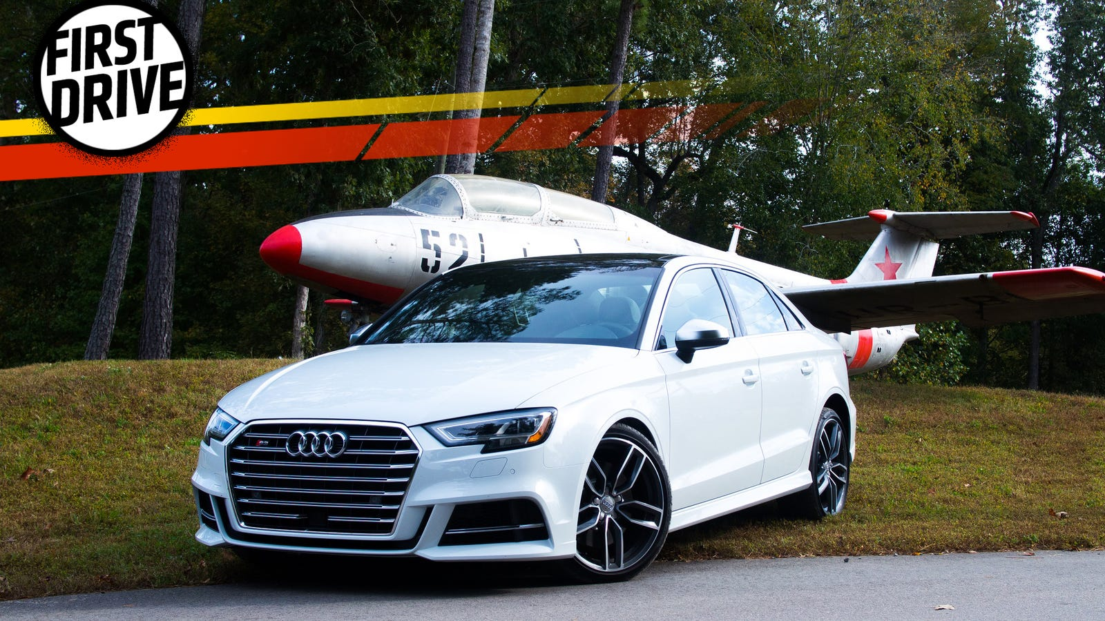 The Audi S Is For Tech Hipsters Who Need To Go Fast - Audi s3