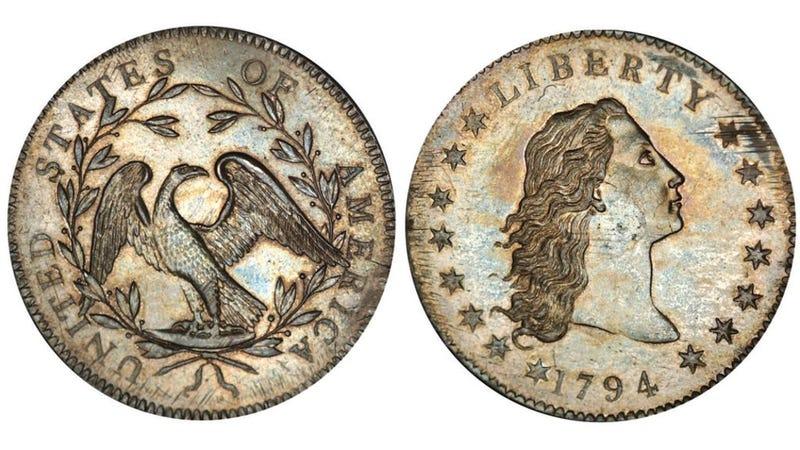 Illustration for article titled La moneda más valiosa del mundo sólo tiene dos siglos, y empezó siendo de 1 dólar