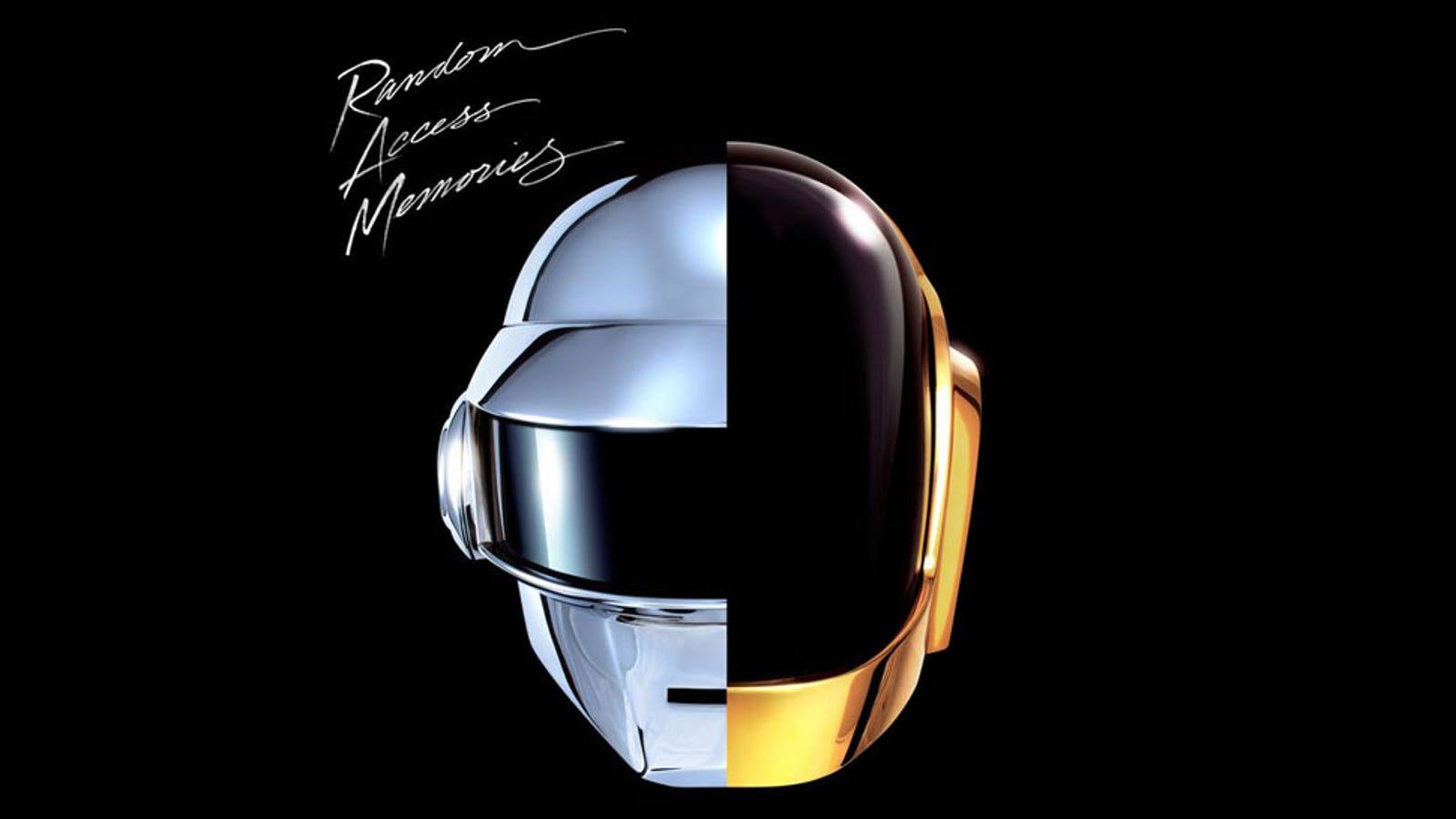 Daft Punk y samples ¿robados? Así se compone música hoy en día