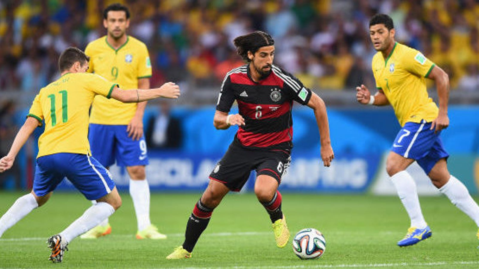 How Far Do Soccer Players Run During a Match?