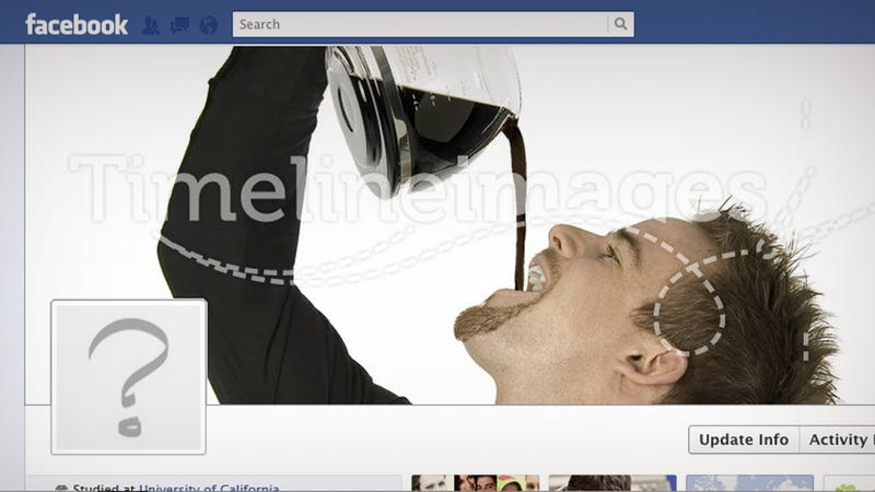 Illustration for article titled Who the Hell Buys Stock Images for Their Facebook Timeline?