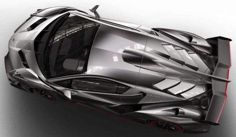 why the lamborghini veneno is the next poster your child will put on his wall - Lamborghini Veneno Silver