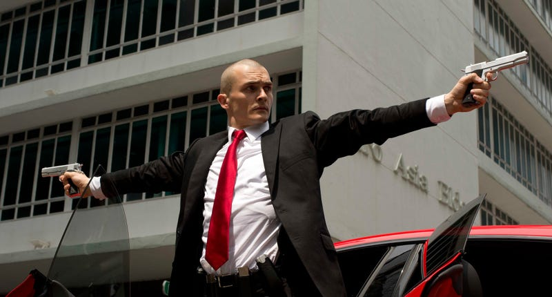 Illustration for article titled Hitman: Agent 47 Will Give You The Joyous Sensation of Temporary Brain Damage