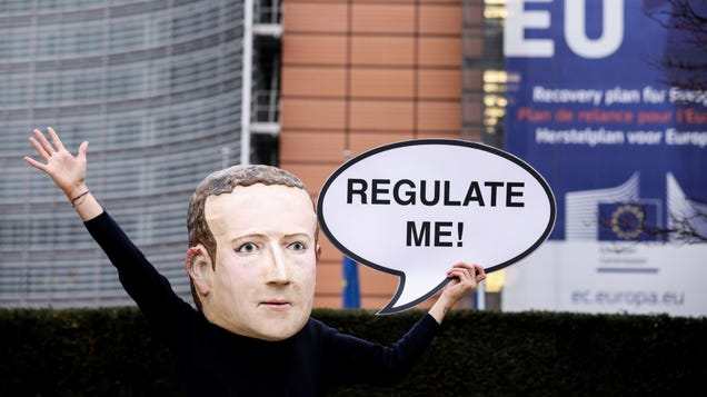 Frustrated  Facebook Oversight Board May Seek to Examine Its Algorithm (or  Whatever )
