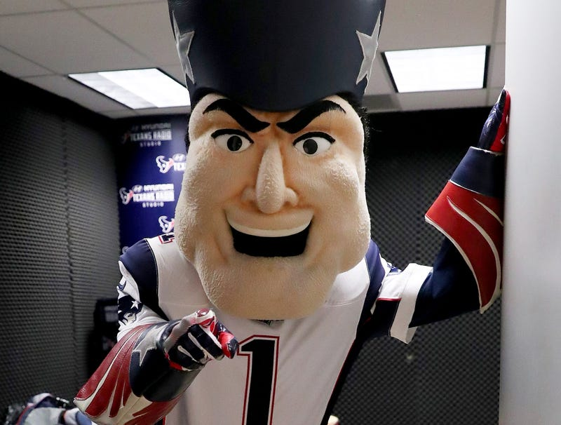 Illustration for article titled Pat Patriot Denies Being Mascot #5 In Prostitution Sting Police Report