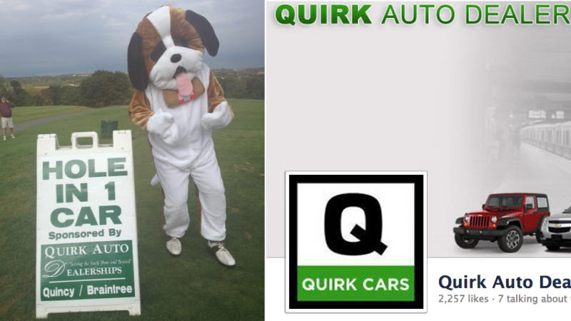 Dealer Awards Car To Dog Who Won Golf Contest After Reddit