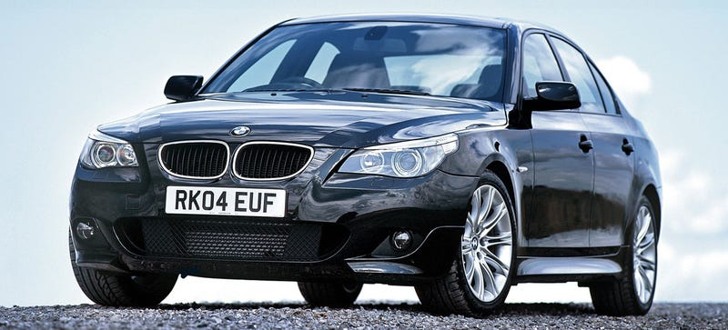 Illustration for article titled Why Does The E60 BMW 5-Series Look So Good Now?